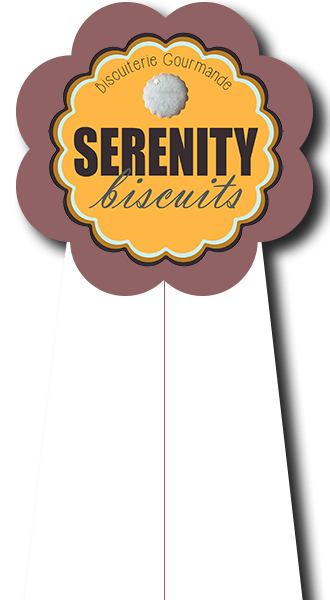 Logo Serenity Biscuits